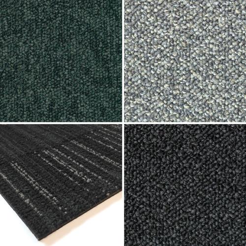 Desso Forbo Carpet Tiles Grey Pattern Soundmaster Softbac